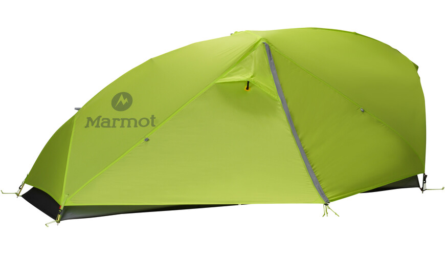 Marmot Force 1P Tent Green Lime/Steel